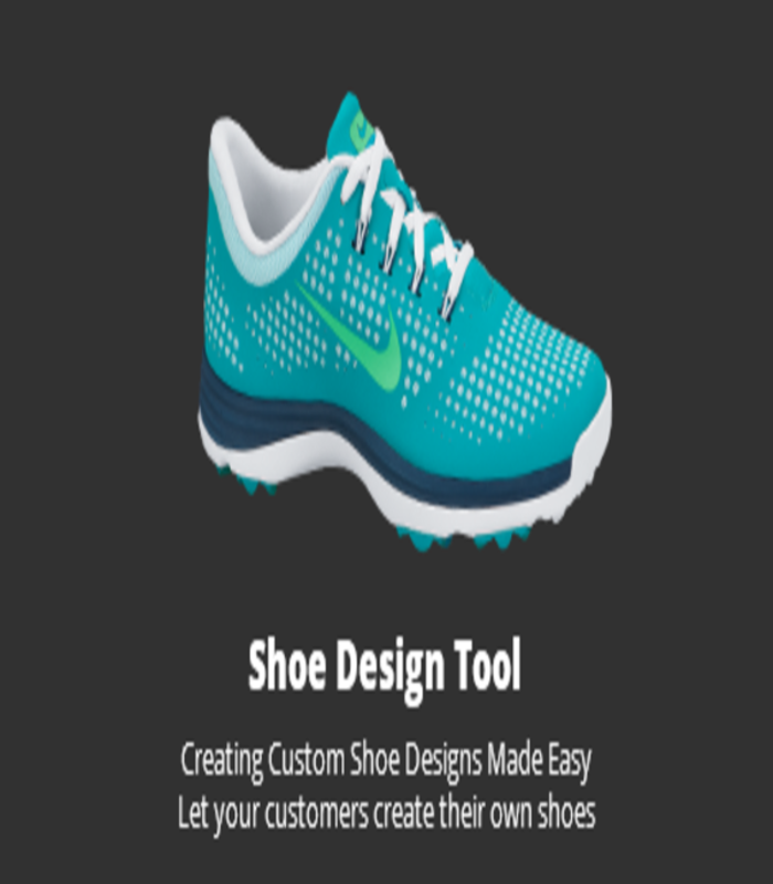 Magento Extension: Custom Shoe Design Software