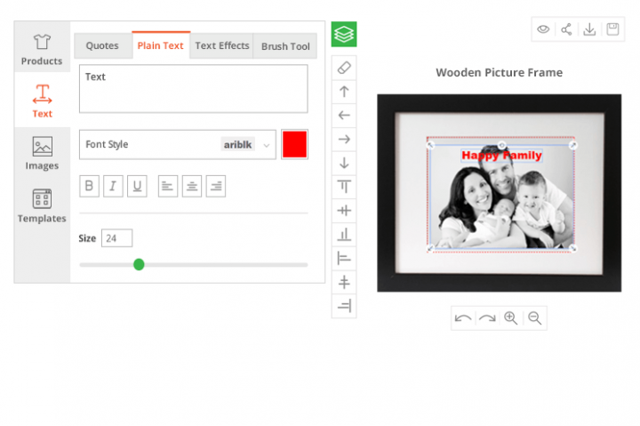 Magento Extension: photo album software