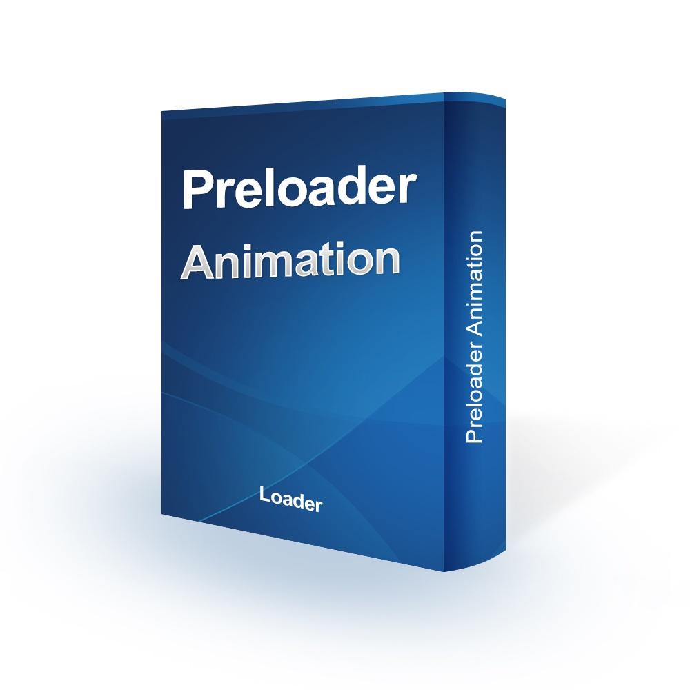 bonpresta Prestashop Extension: Animation Preloading Effects - PrestaShop 1.7.x / 1.6.x