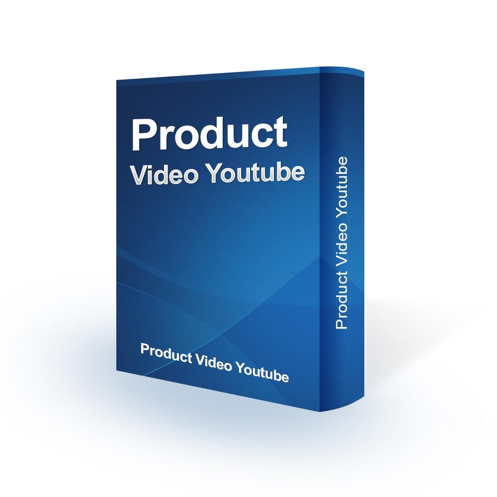 bonpresta Prestashop Extension: Product Video Youtube - PrestaShop 1.7.x / 1.6.x
