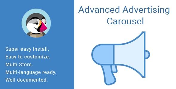 bonpresta Prestashop Extension: Advanced Advertising Carousel