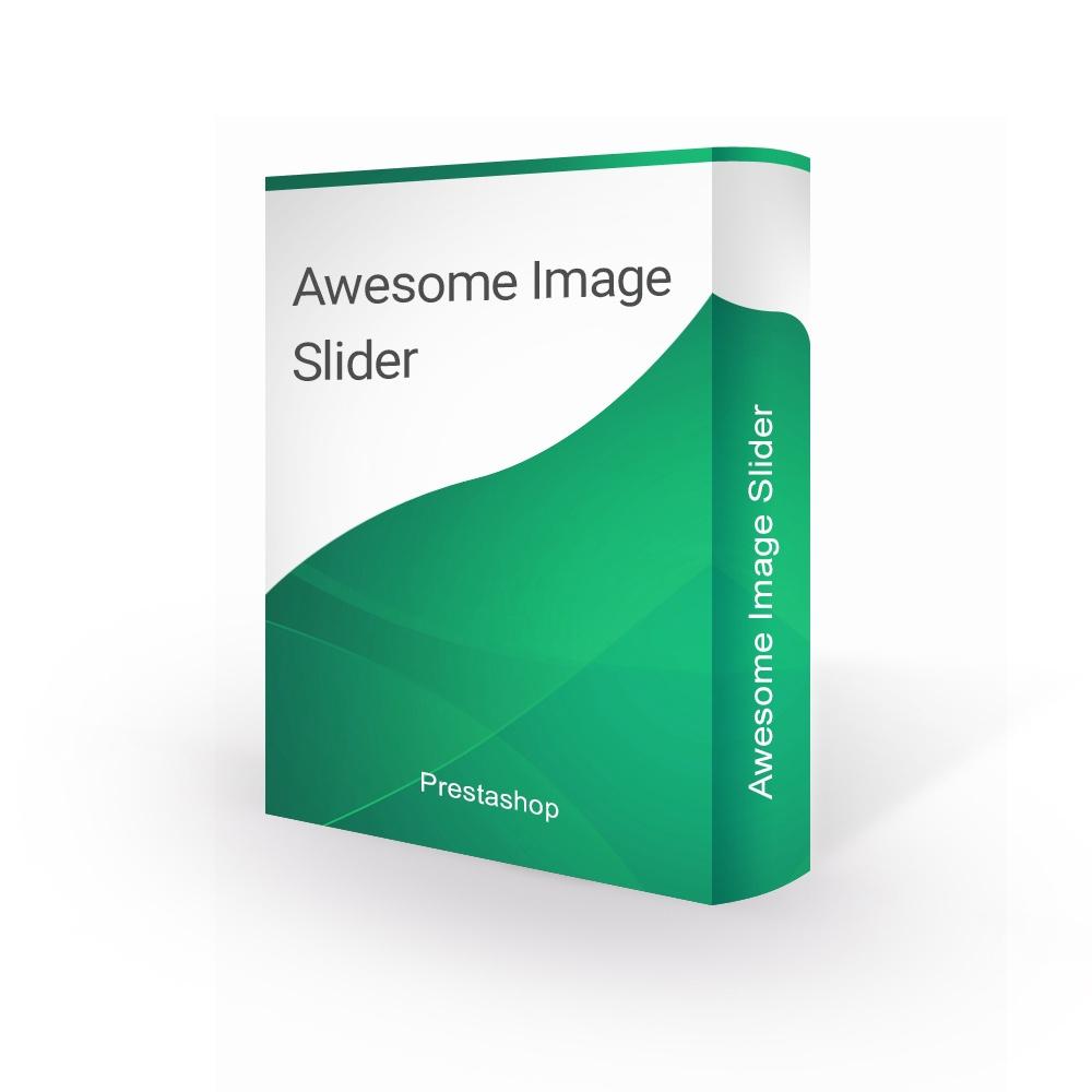 bonpresta Prestashop Extension: Awesome Image Slider