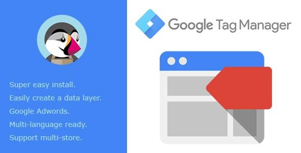 bonpresta Prestashop Extension: Integration Google Tag Manager