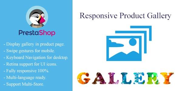 bonpresta Prestashop Extension: Responsive Product Gallery
