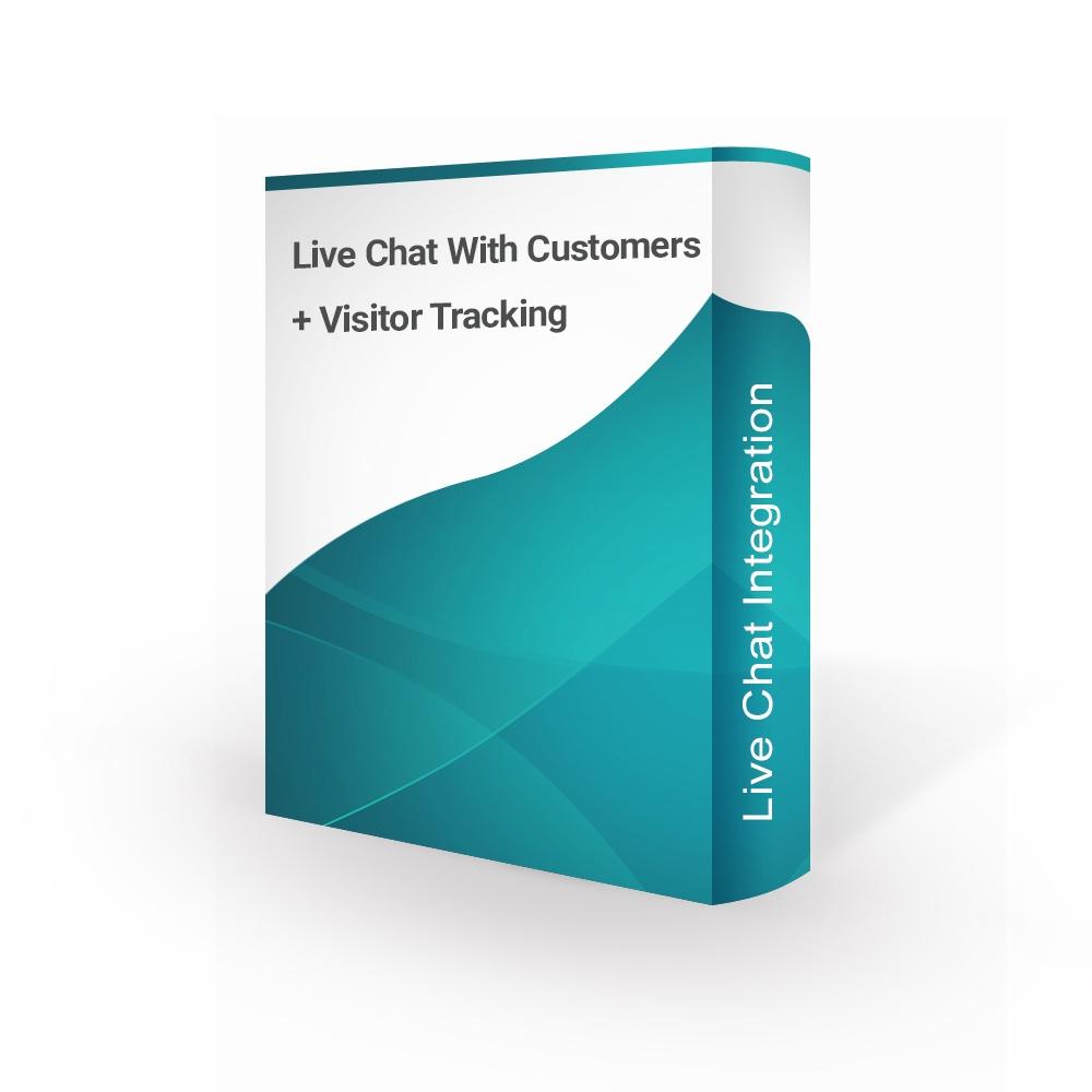 bonpresta Prestashop Extension: Purechat - Live Chat With Customers + Visitor Tracking - PrestaShop 1.6 / 1.7