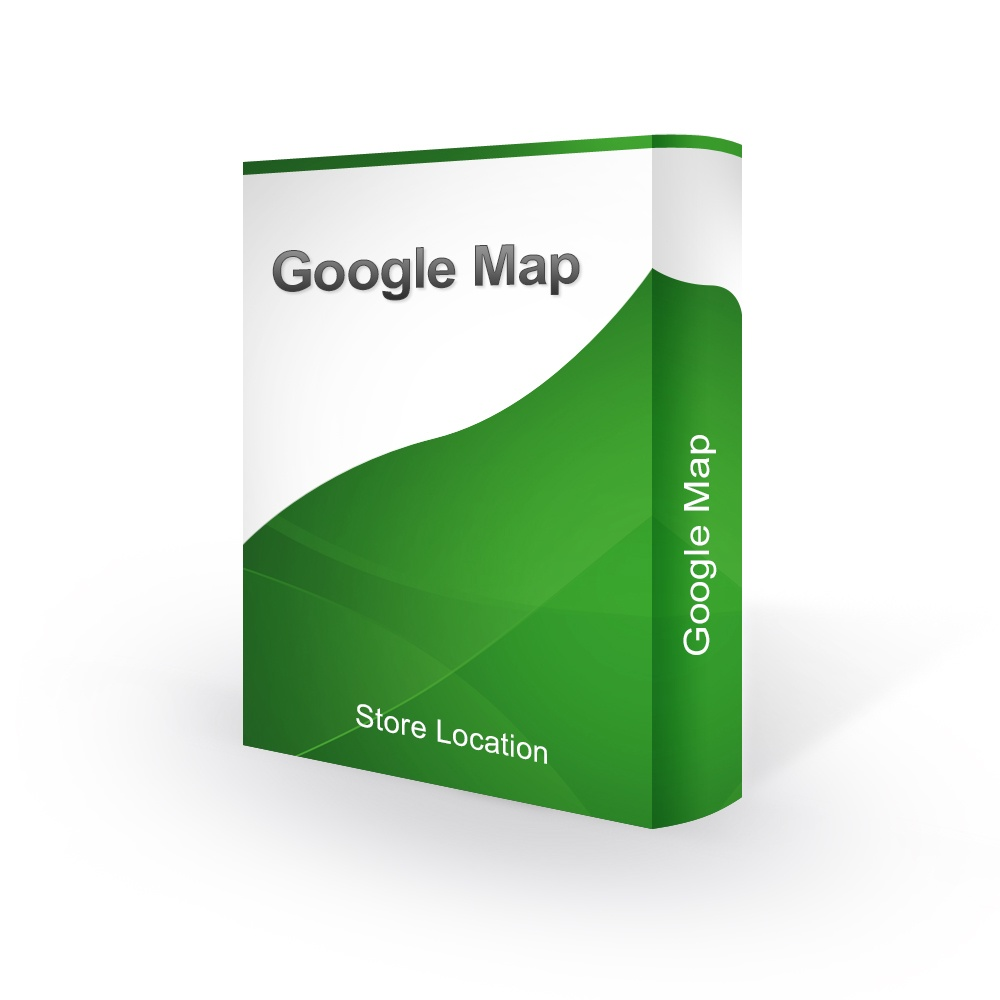 bonpresta Prestashop Extension: Google Maps Store Locator - Prestashop 1.7 / 1.6