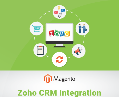 Magento Extension: Zoho CRM integration