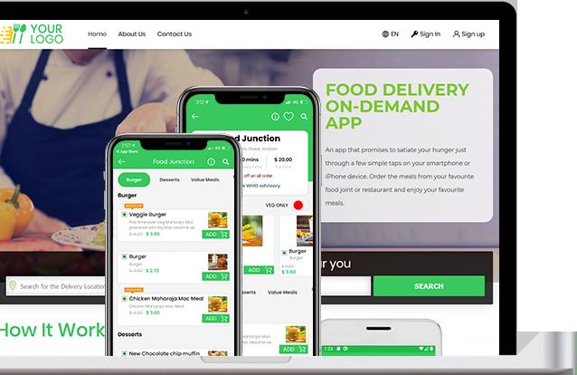 Wordpress Plugin: Talabat Clone: Food & Grocery Delivery App