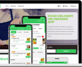 WordPress: Talabat Clone: Food & Grocery Delivery App