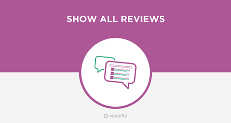 Wordpress Plugin: WooCommerce Show All Reviews Plugin