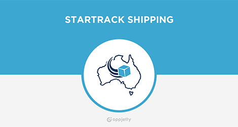 AppJetty Magento Extension: Magento StarTrack Shipping Extension