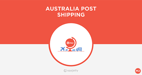 AppJetty Magento Extension: Magento 2 Australia Post Shipping Extension