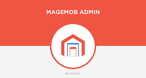 AppJetty Magento Extension: Magento Mobile Admin App Extension