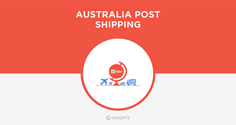 AppJetty Magento Extension: Magento Australia Post Shipping Extension