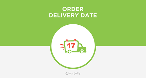 AppJetty Magento Extension: Magento Order Delivery Date Extension
