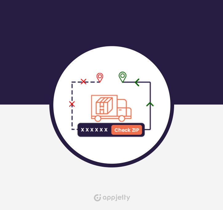 AppJetty Magento Extension: Magento 2 Zip Code Validator