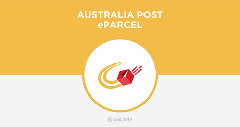 AppJetty Magento Extension: Magento Australia Post eParcel Extension