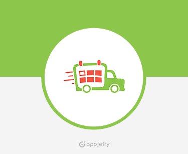 AppJetty Magento Extension: Delivery Date Scheduler For Magento 2