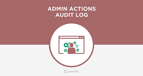 AppJetty Magento Extension: Magento Admin Actions Audit Log Extension