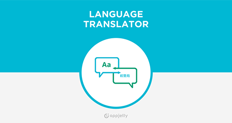 AppJetty Magento Extension: Magento Language Translator Extension