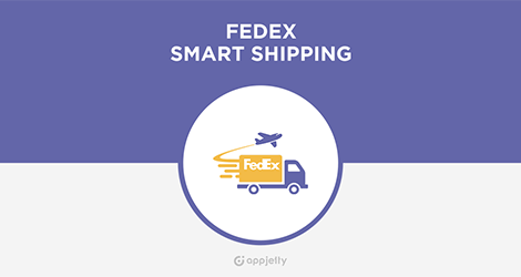 AppJetty Magento Extension: FedEx Smart Shipping Extension
