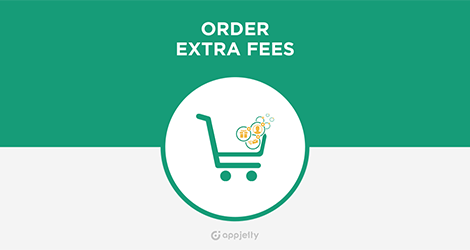 AppJetty Magento Extension: Magento Order Extra Fees Extension