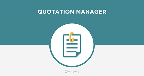 AppJetty Magento Extension: Magento Quotation Manager Extension