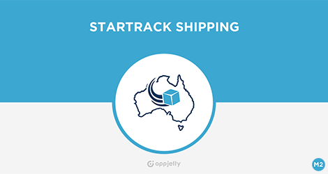AppJetty Magento Extension: Magento 2 StarTrack Shipping Extension