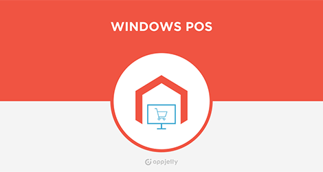 AppJetty Magento Extension: Magento Windows POS Extension