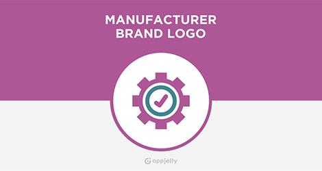 AppJetty Magento Extension: Magento Manufacturer Brand Logo Extension