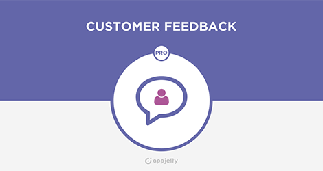 AppJetty Magento Extension: Magento Customer Feedback Pro Extension