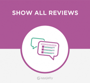 WordPress: WooCommerce Show All Reviews Plugin