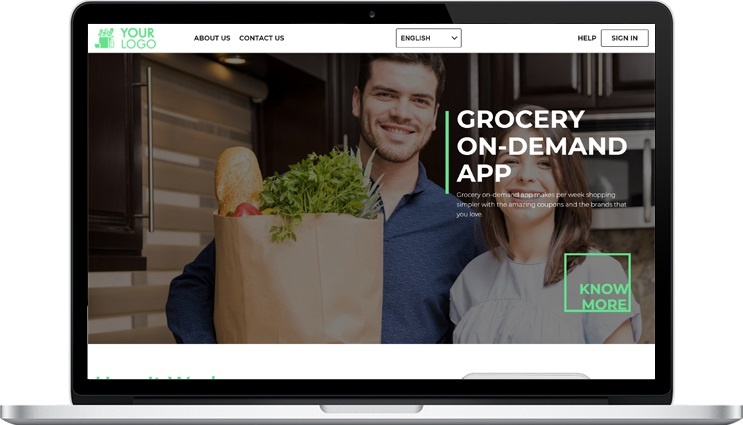 Joomla Extension: On-Demand Grocery Delivery App Clone
