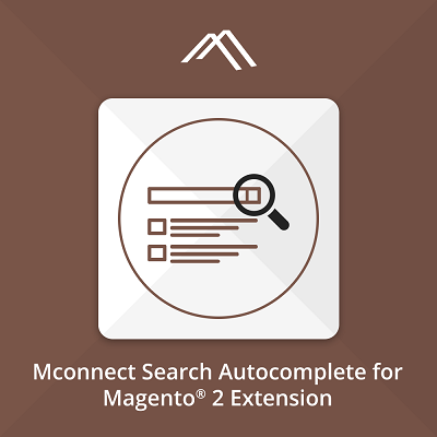 Magento Extension: Mconnect Search Autocomplete & Suggest Magento 2 Extension