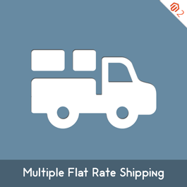 MageComp Magento Extension: Magento 2 Multiple Flat Rate Shipping