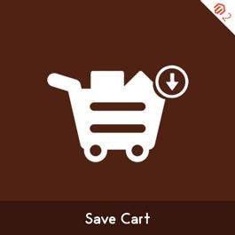 MageComp Magento Extension: Magento 2 Save Cart