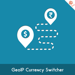 MageComp Magento Extension: Magento 2 GEO IP Currency Switcher