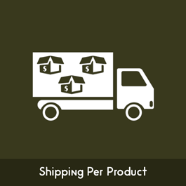 MageComp Magento Extension: Magento Shipping Per Product