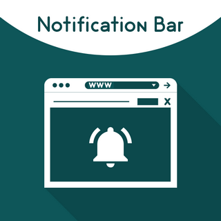 Magento Extension: Magento 2 Notification Bar