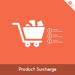 MageComp Magento Extension: Magento 2 Product Surcharge