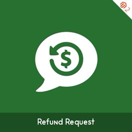 MageComp Magento Extension: Magento 2 Refund Request