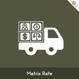 MageComp Magento Extension: Magento 2 Matrix Rates