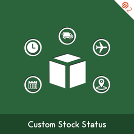 MageComp Magento Extension: Magento 2 Custom Stock Status