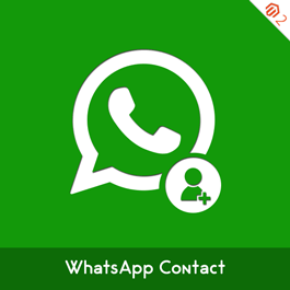 MageComp Magento Extension: Magento 2 WhatsApp Contact
