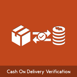 MageComp Magento Extension: Magento Cash On Delivery Verification
