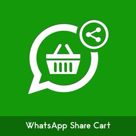 MageComp Magento Extension: Magento WhatsApp Share Cart
