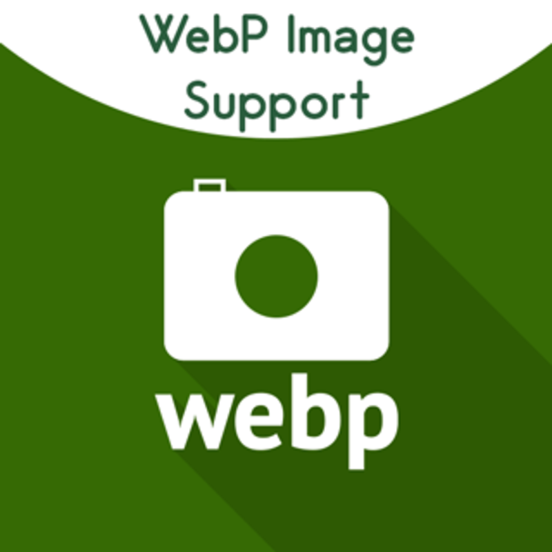 Magento Extension: Magento 2 WebP Image Support