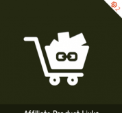 Wordpress extension Magento 2 Affiliate Product Links
