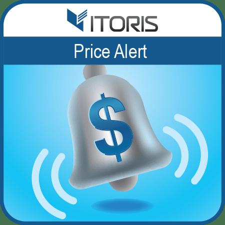 itoris Magento Extension: Magento 2 Price Alerts Extension