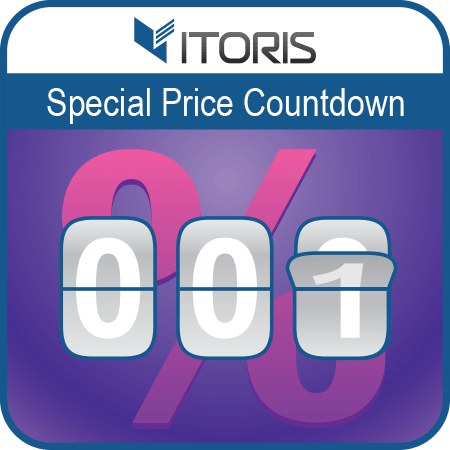 itoris Magento Extension: Magento 2 Special Price Countdown